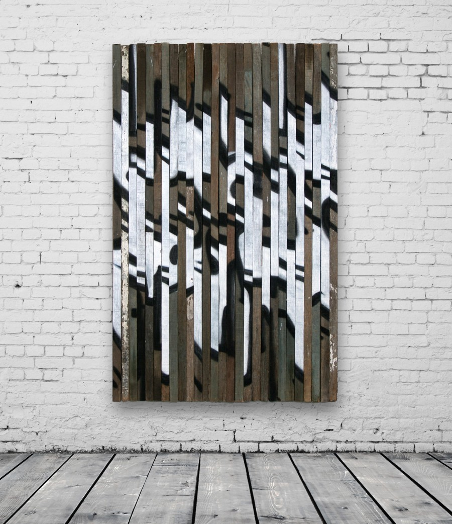 Decostruzione XIX – Graffiti