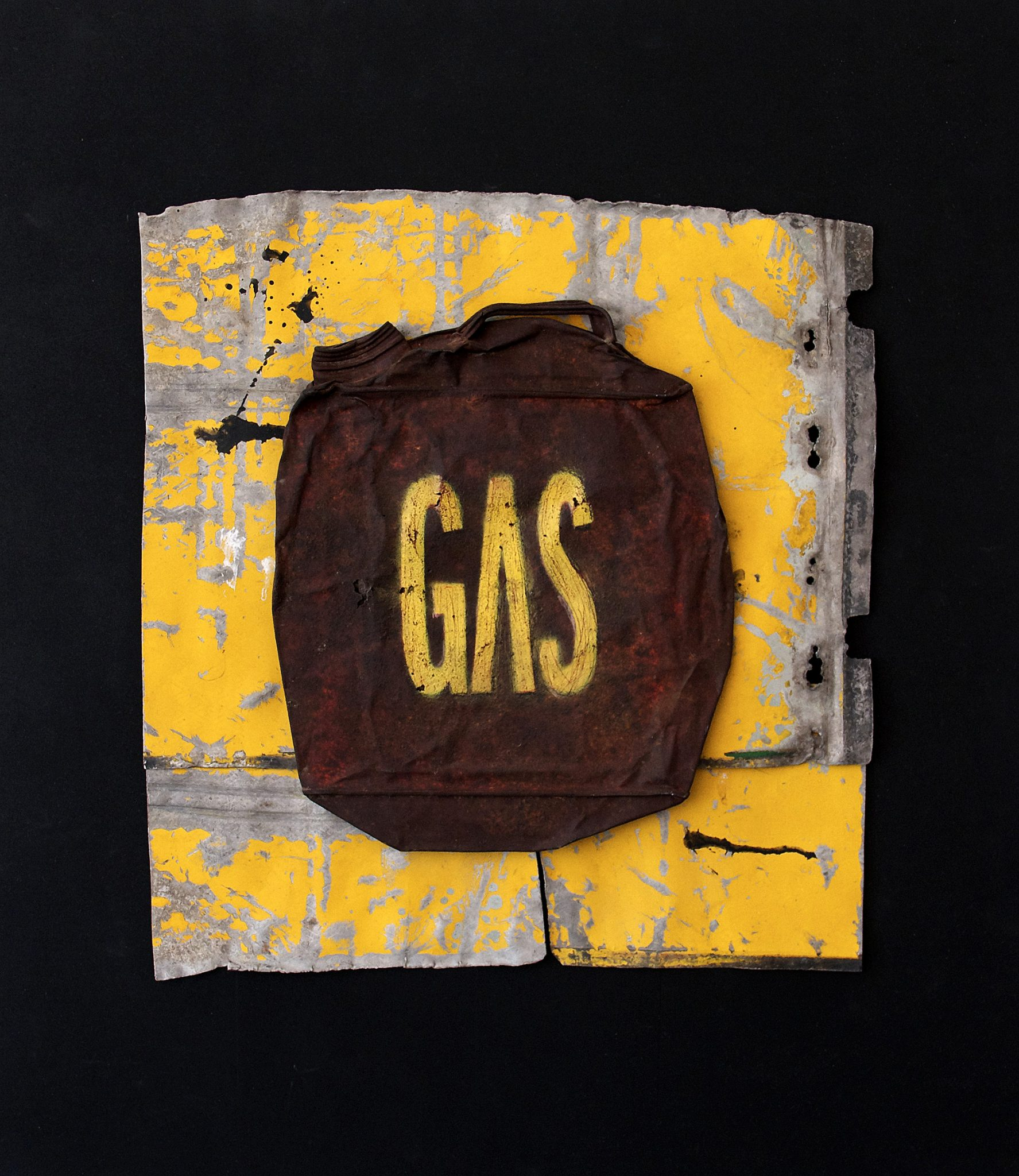 Fabio-Zanino-Assemblage-Gas-2011