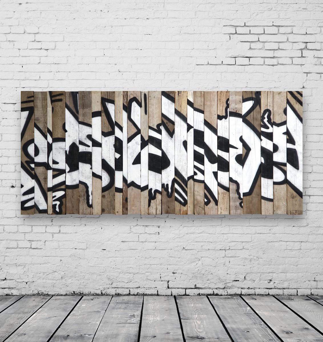 Decostruzione XX graffiti
